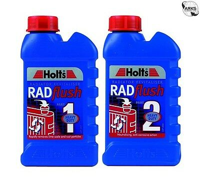 HOLTS Radflush 2 Part Engine Treatment - RK3R
