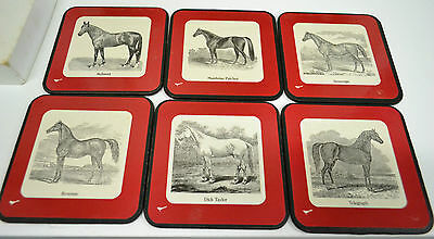 Kentucky Coasters, Scenes From The 1800 s Set # 4, 6 Coasters, by Marpeg