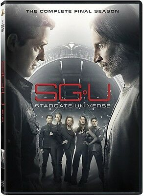 SGU: Stargate Universe  The Complete Final Season by Robert Carlyle  Format: DVD