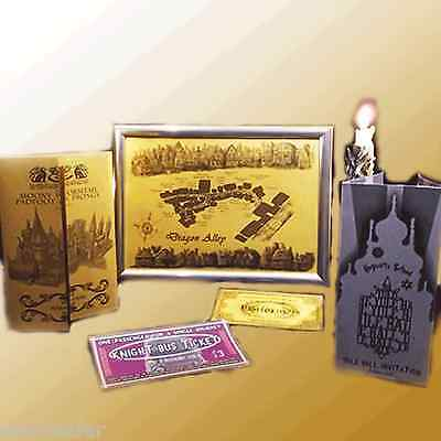 MARAUDERS MAP DIAGON ALLEY YULE BALL CHRISTMAS SPECIAL! Gift for him or her