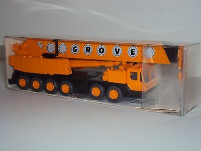 VERY RARE NEW 1:87  HO SCALE WIKING 632 40 MOBILE CRANE CONSTRUCTION VEHICLE