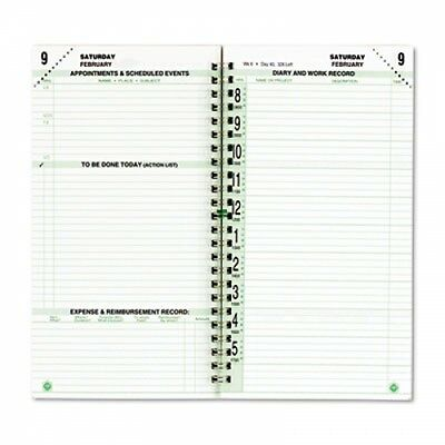 Day-Timer 2015 Original Dated 2-Page-Per-Day Organizer Refill - 870101501