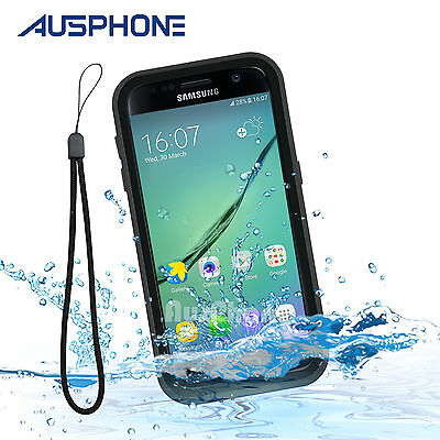 Waterproof Dirtproof Snowproof Heavy Duty Hard Case Cover For Samsung Galaxy S7