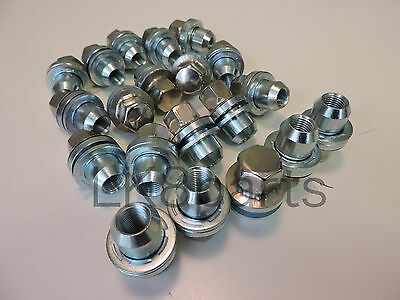 Land Rover Discovery 3 Lr3 05-09 Wheel Lug Nuts With Washer Set Of 20 Rrd500510