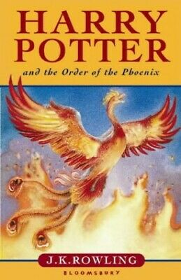 Harry Potter and the Order of the Phoenix (Book 5), Rowling, J. K. Hardback Book