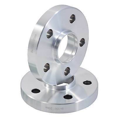 2 x Hub Centric (Hubcentric) BMW Aluminium / Alloy Wheel Spacers - Pair