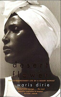 Desert Flower by Dirie, Waris Paperback Book The Cheap Fast Free Post