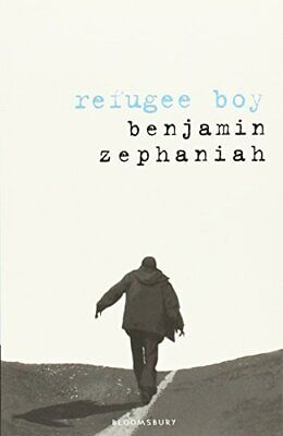 Refugee Boy by Zephaniah, Benjamin Paperback Book The Cheap Fast Free Post