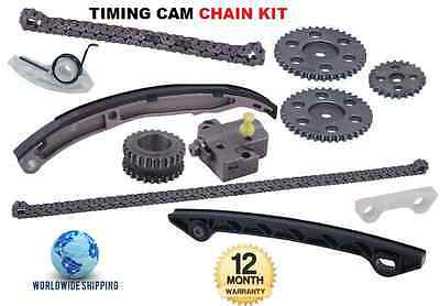 For Mazda 6 1.8 2.0 Gg Gy 2002-2007 New Timing Cam Chain Kit Complete Oe