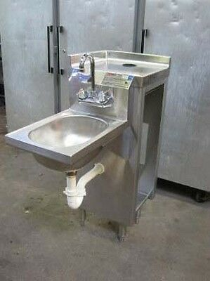 Eagle Hand Sink with Cabinet   #12