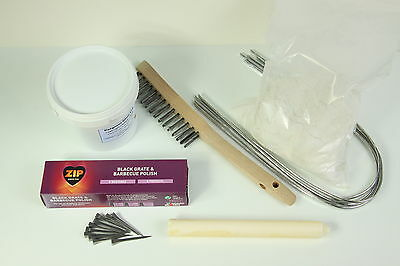 Stained Glass Tools and Supplies - Leaded Light Materials Kit
