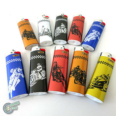 10 BIC Motor Bike Cycle Child Guard Cigarette Tobacco Maxi Big J26 Cigar Large