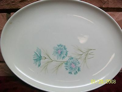 """VINTAGE TAYLOR SMITH TAYLOR 11 1/2"""" BOUTONNIERE PLATTER PREOWNED"""