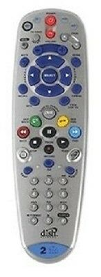 Dish Network BELL ExpressVU 6.4 UHF #2 REMOTE CONTROL 153638 TV2 9200 9241 6131