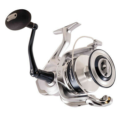 Shimano Saragosa 8000 SW Spinning Fishing Reel BRAND NEW at Otto's Tackle World