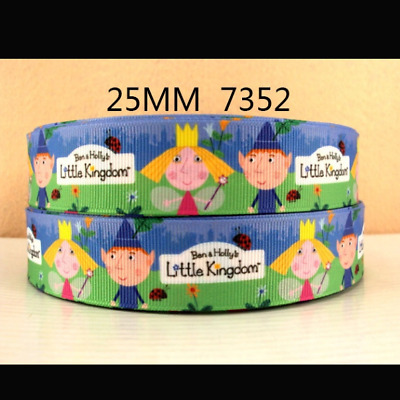 Ben and Hollys Little Kingdom ribbon