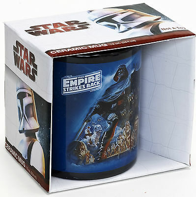 STAR WARS EMPIRE STRIKES BACK taza ceramica 320ml