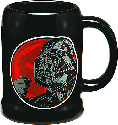 STAR WARS  DARTH VADER jara cerveza ceramica 590ml