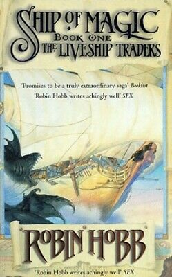 The Liveship Traders 1: Ship of Magic by Hobb, Robin Paperback Book The Cheap