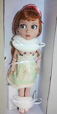 "TONNER WILDE IMAGINATION GARDEN PATIENCE DEBUT DOLL 14"" ARTICULATED EUC Rare!"