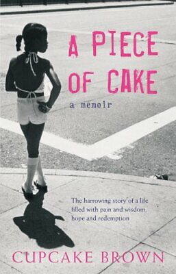A Piece Of Cake by Brown, Cupcake Paperback Book The Cheap Fast Free Post