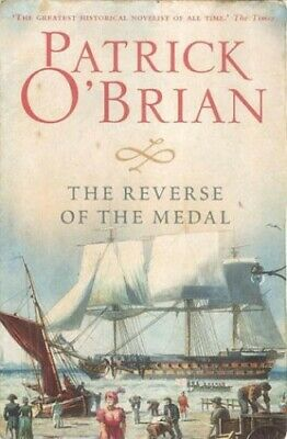 The Reverse of the Medal by Obrian, Patrick Paperback Book The Cheap Fast Free
