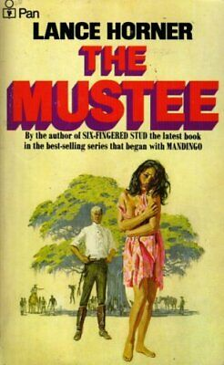 The Mustee by Horner, Lance Paperback Book The Cheap Fast Free Post