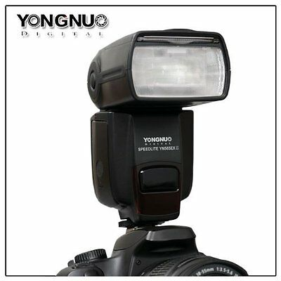 New Version YN-565EX II TTL Flash Speedlite With High Guide Number For Canon 6D