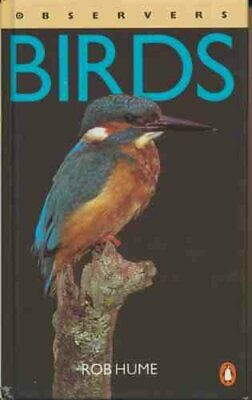 Observer's Book of Birds (Observer's Pocket) by Rob Hume Hardback Book The Cheap