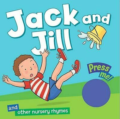 Single Sound Nursery Rhymes: Jack and Jill and Others Board book Book The Cheap