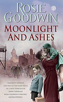 Moonlight and Ashes, Goodwin, Rosie Paperback Book The Cheap Fast Free Post