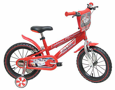"""Official 14"""" Disney Character Bicycles"""