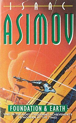 Foundation and Earth by Asimov, Isaac Paperback Book The Cheap Fast Free Post