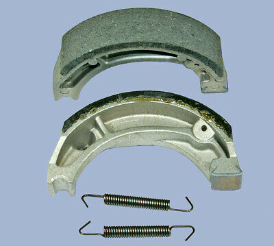 Honda C90 Cub front or rear brake shoes 1993-2003 (pair) new 110mm x 25mm