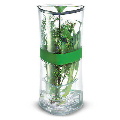 Cuisipro Compact Herb Keeper Keeps Herbs Fresh Storage Container