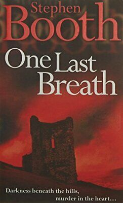 One Last Breath (Cooper and Fry Crime Series, Boo... by Booth, Stephen Paperback