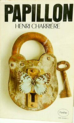 Papillon by Henri Charriere Book The Cheap Fast Free Post