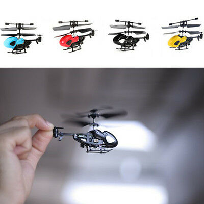 2016 Super Mini QS QS5010 Infrared 3.5CH Micro Remote Control RC Helicopter Gyro