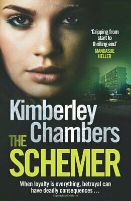 The Schemer by Chambers, Kimberley Book The Cheap Fast Free Post