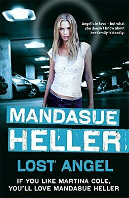 Lost Angel by Heller, Mandasue Book The Cheap Fast Free Post