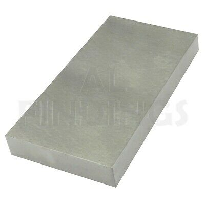 """Extra Large Solid Steel Bench Block Doming Dapping  6"""" x 4"""" x 3/4"""" Craft Tool"""