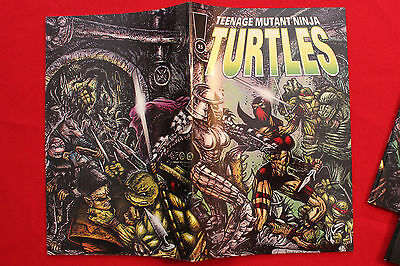 *RARE* Teenage Mutant Ninja Turtles TMNT Volume 3 Issue #25 Kevin Eastman cover