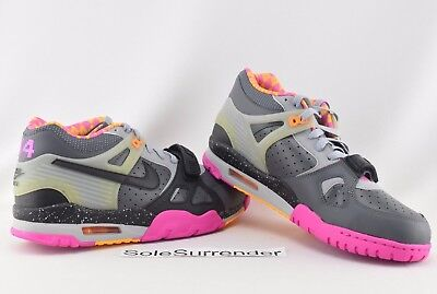 reputable site 3fe87 e973e Nike Air Trainer III PRM QS - CHOOSE YOUR SIZE- 682933-001 Bo Knows