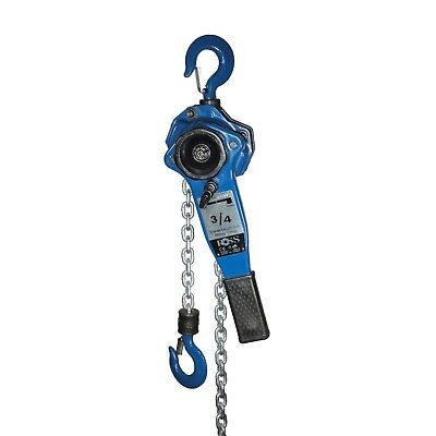 New 1.5 Ton Ross Lever Hoist / Come Along 20' Free Ship