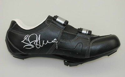 LANCE ARMSTRONG Hand Signed Cycling Shoe