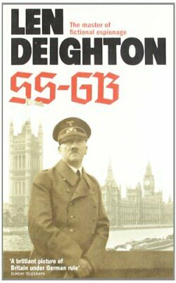 SS-GB, Deighton, Len Paperback Book The Cheap Fast Free Post