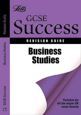 Business StudiesRevision Guide, Denby, Neil, New Book
