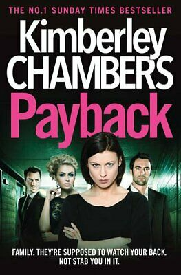 Payback, Chambers, Kimberley Book The Cheap Fast Free Post