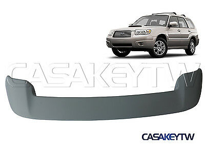 New Jdm Sg5 Spoiler Wing Spoiler For 2003-2008 Subaru Forester