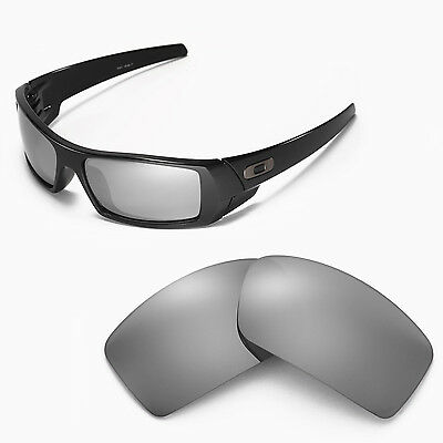 New Walleva Titanium Replacement Lenses For Oakley Gascan Sunglasses